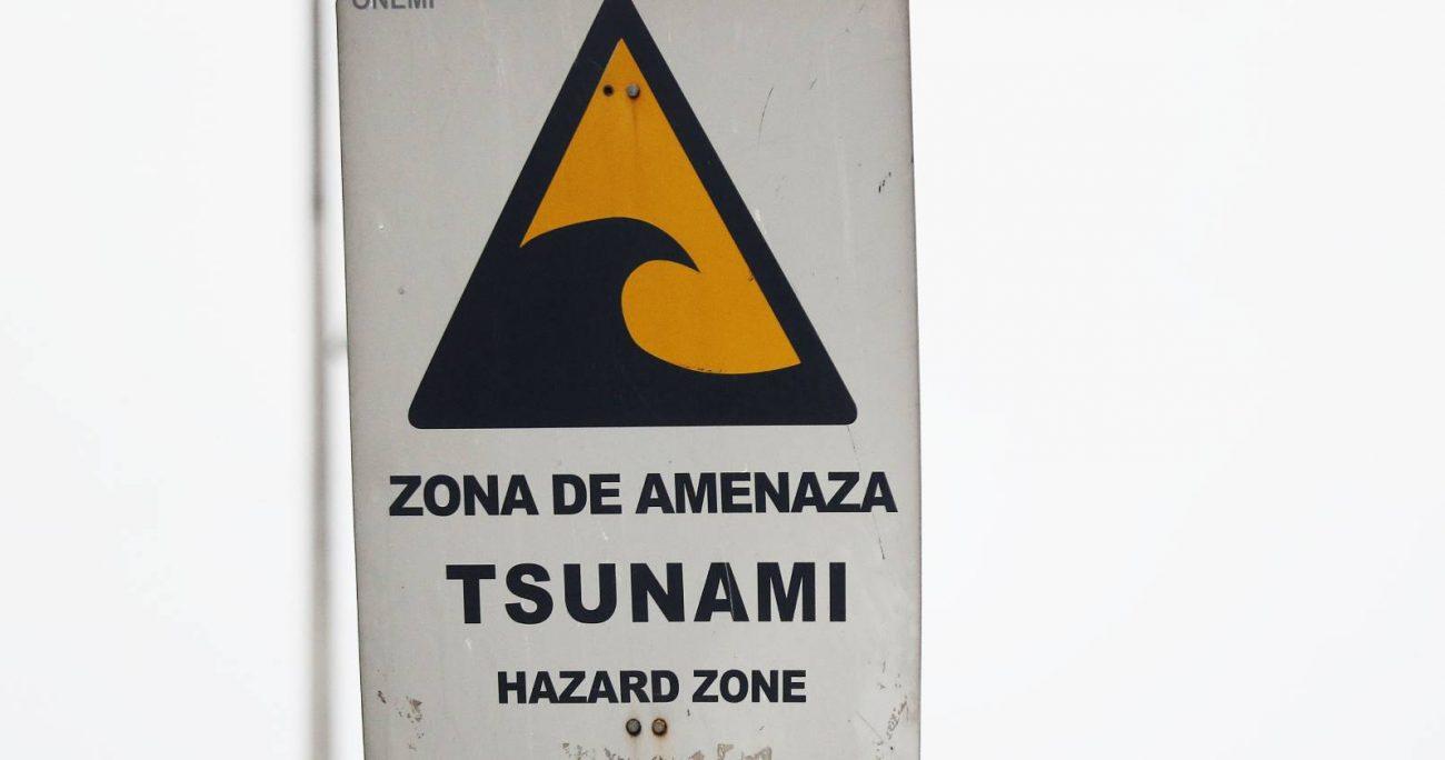 El terremoto estuvo ubicado a unos 46,7 kilómetros de profundidad. ARCHIVO/AGENCIAUNO