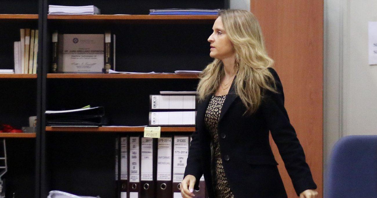 La ministra en visita concluyó la investigación en esta arista y logró acreditar en un primer hecho un fraude con un total de 409 facturas. AGENCIA UNO/ARCHIVO