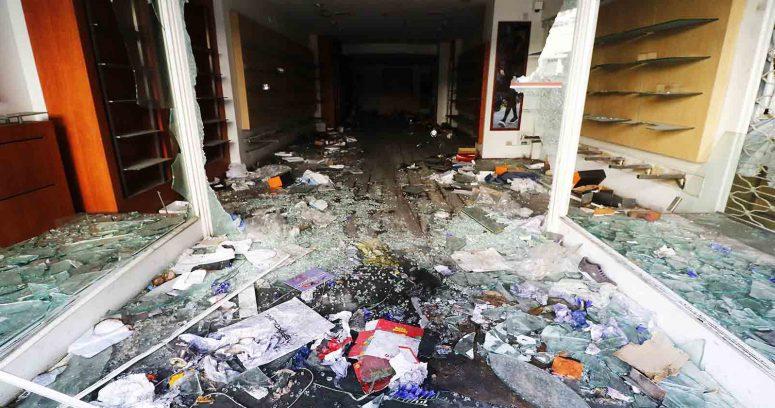 Diputados opositores no aprobaron proyecto de resolución para indemnizar a comerciantes por violencia en el 18-0