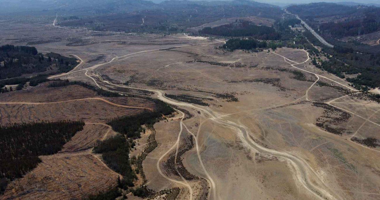 """""""Chile se convirtió en el primer país de Latinoamérica en agotar sus recursos ecológicos para 2021"""". AGENCIA UNO/ARCHIVO"""