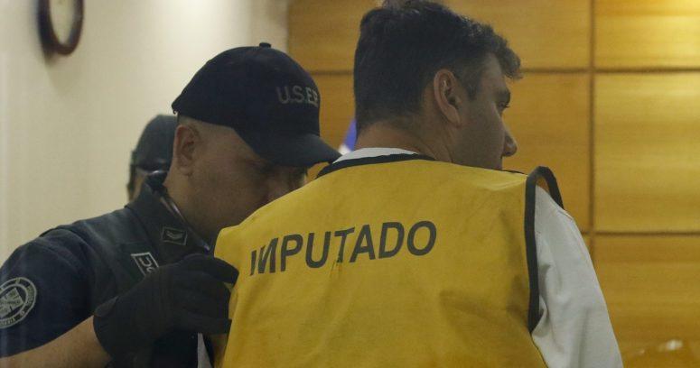 Suspenden juicio contra Karim Chahuán por cuarentena en cárcel de Valparaíso