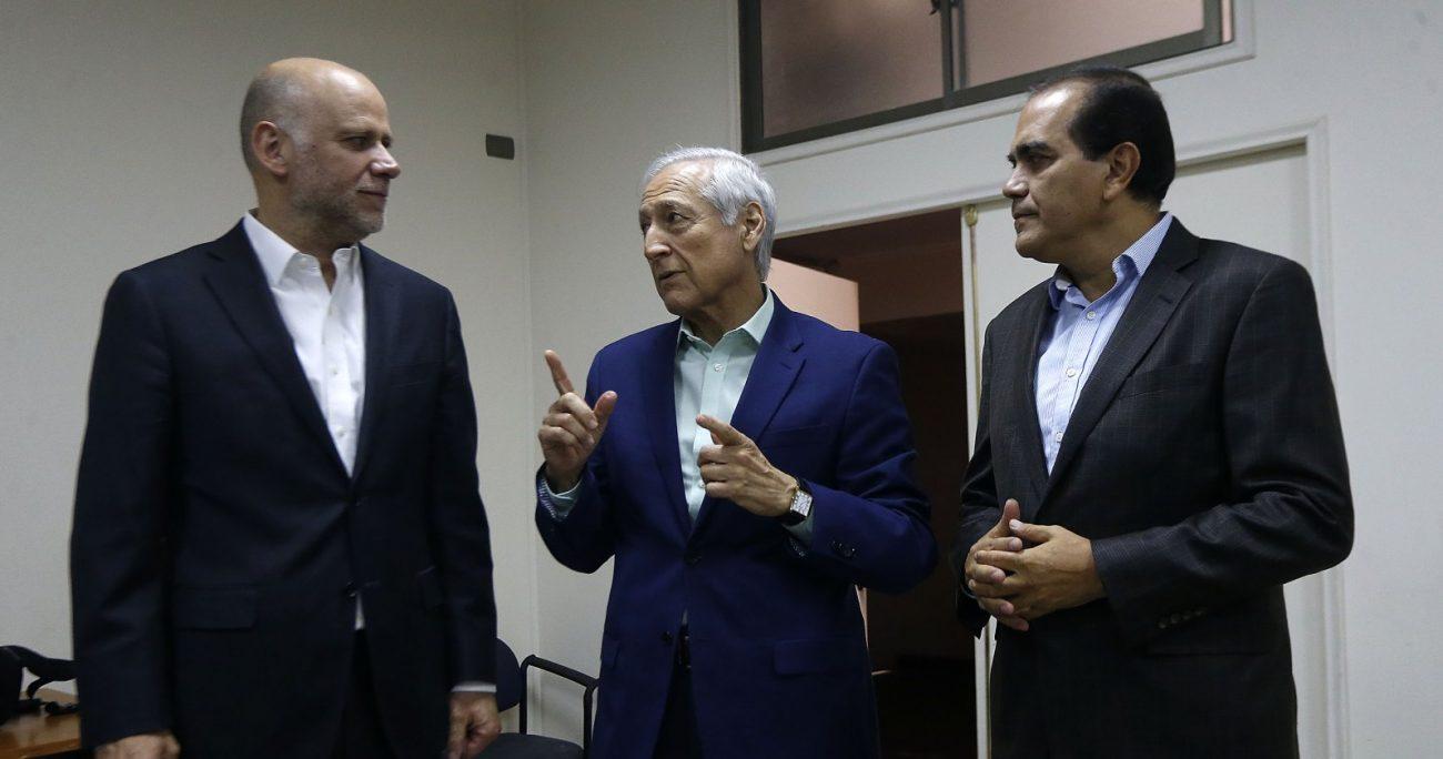 """El PR se sumó a la petición y pidió que el acuerdo no sea definido """"entre cuatro paredes"""". AGENCIA UNO/ARCHIVO"""