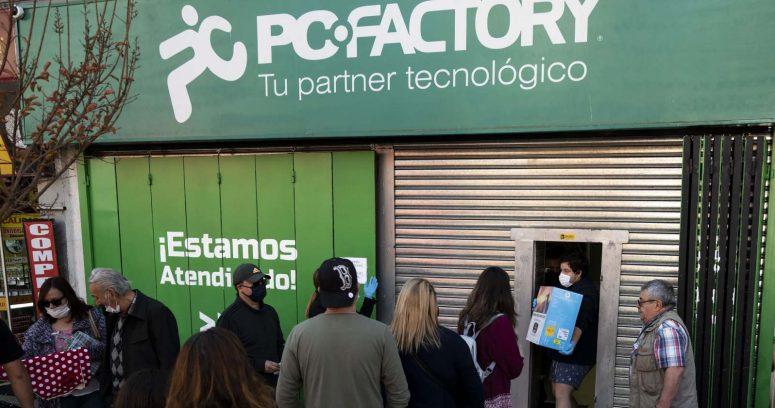 """""""Sernac exigirá a PC Factory compensaciones por retrasos en entrega de compras"""""""