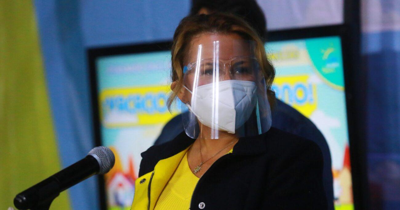 La mujer trabajó con Barriga entre 2016 y 2017. AGENCIA UNO/ARCHIVO