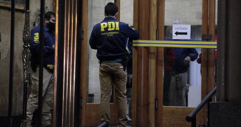 """""""Sobreviviente de secuestro en Collipulli fue formalizado: se emborrachó en hotel y amenazó a Iván Núñez"""""""