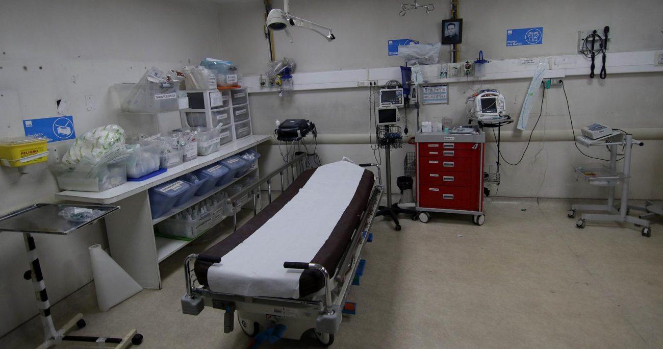 Los investigadores también registraron una baja en la ocupación hospitalaria. AGENCIA UNO/ARCHIVO