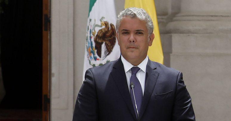 """""""Fiscalía de Colombia afirma que atentado contra el presidente Duque fue planeado en Venezuela"""""""