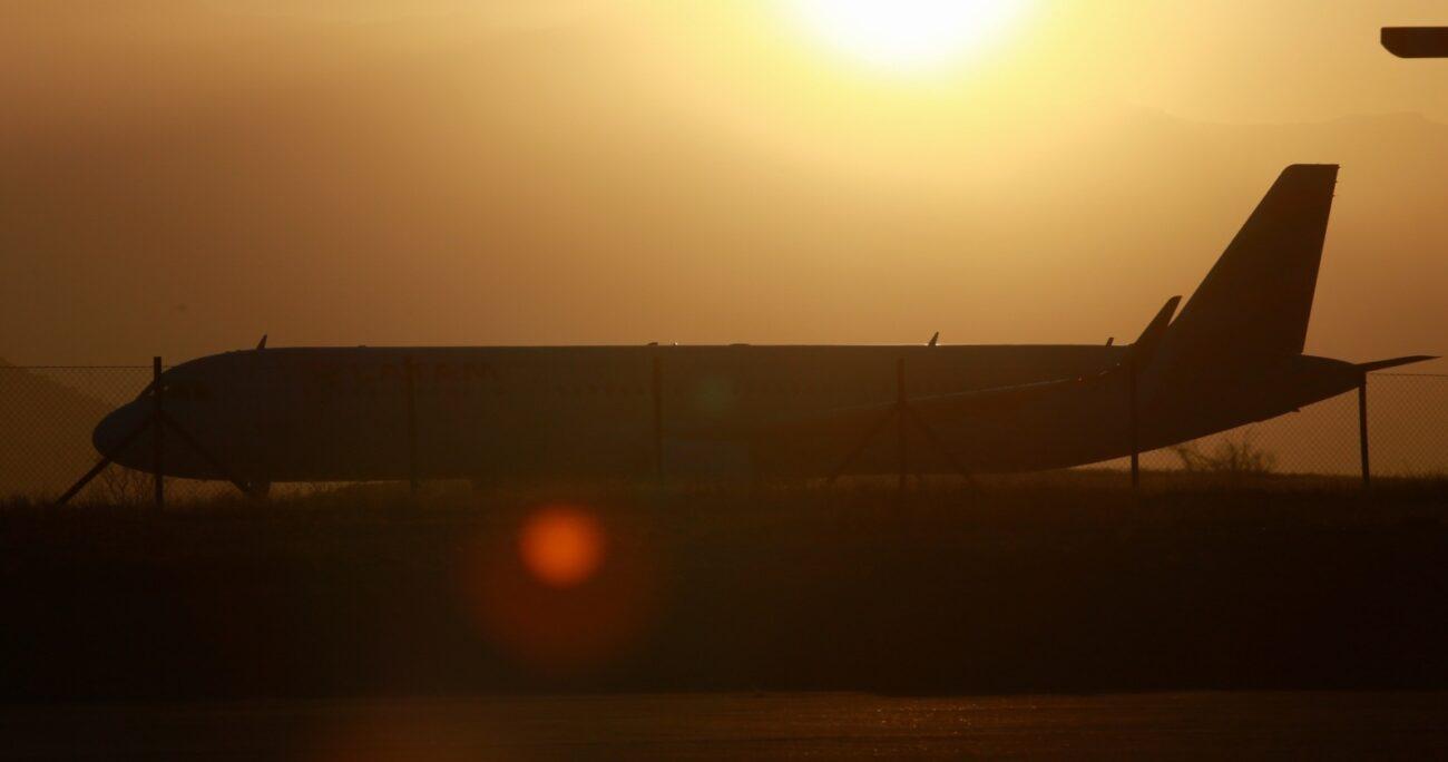 """""""El fuselaje está en la costa y el resto en la orilla"""", dijeron las autoridades. ARCHIVO/AGENCIAUNO"""