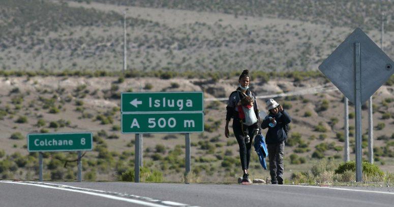 """""""INE: población extranjera en Chile aumenta en 0,8% en comparación con 2019"""""""