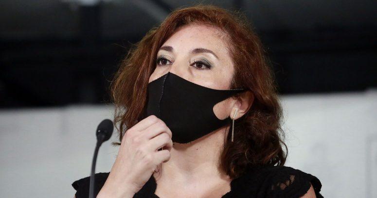 """""""Patricia Muñoz pide participación de menores en Convención:"""