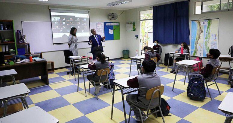 """""""Agencia de Calidad de la Educación emplazó al Colegio de Profesores por su rechazo a la presencialidad"""""""