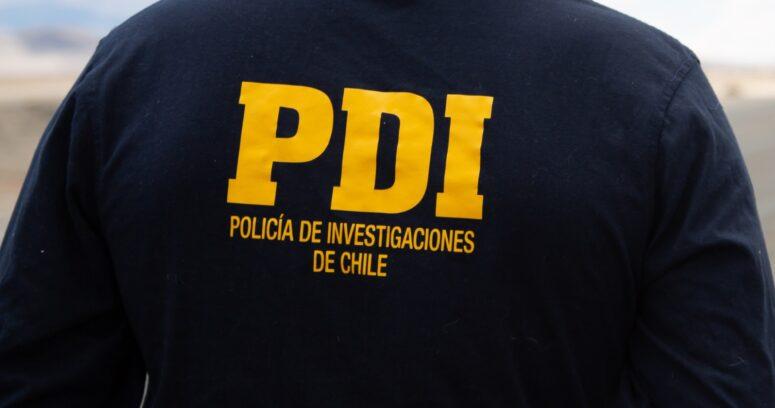 """""""PDI detiene a un segundo involucrado que amenazó con atacar el cuartel general"""""""