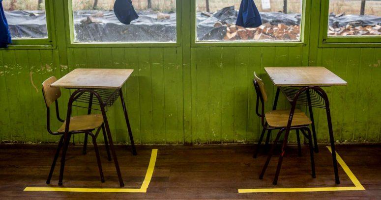 Cada 12 minutos un niño es excluido del sistema escolar en Chile