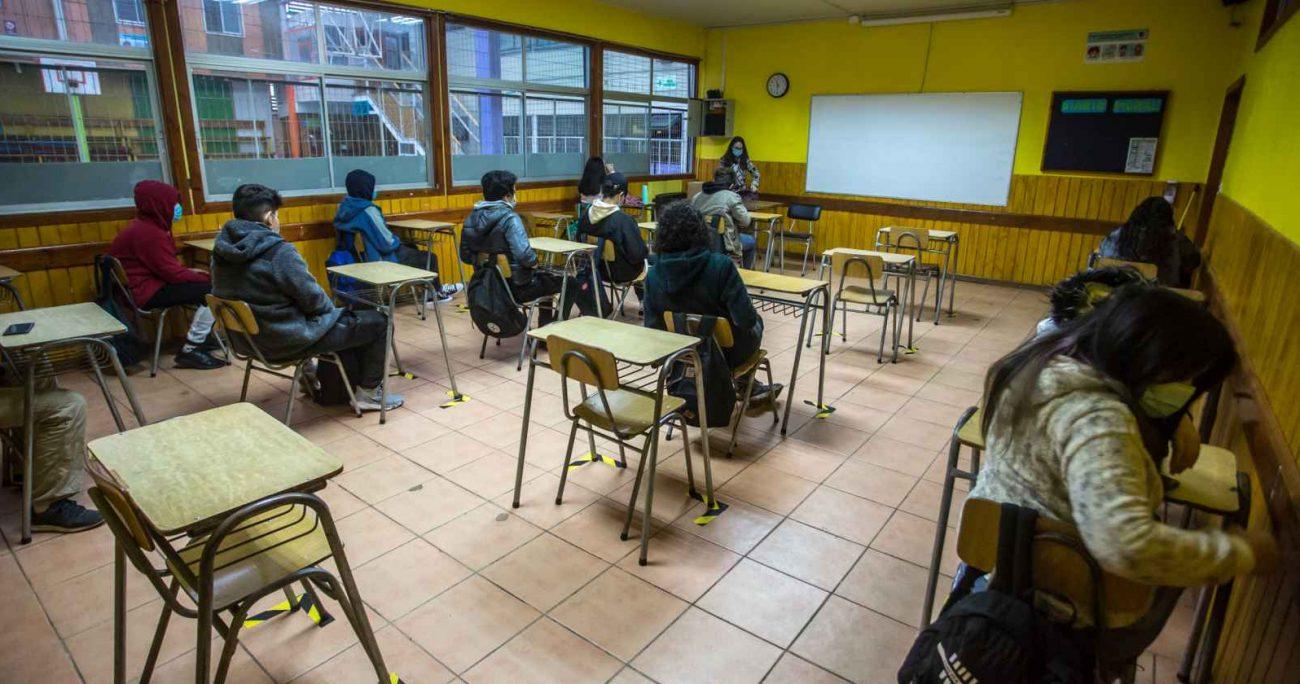 El nuevo plan Paso a Paso permite el funcionamiento de los colegios en cuarentena. AGENCIA UNO/ARCHIVO