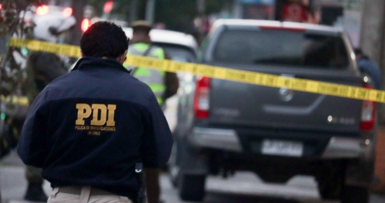 Dos sujetos le abordaron; efectuaron al menos trece disparos en contra de la víctima, de los cuales seis impactaron en su cuerpo, y se dieron a la fuga. AGENCIA UNO/ARCHIVO