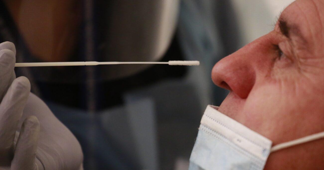 La zona alcanzó el 70% de la población inoculada con al menos una dosis. AGENCIA UNO/ARCHIVO