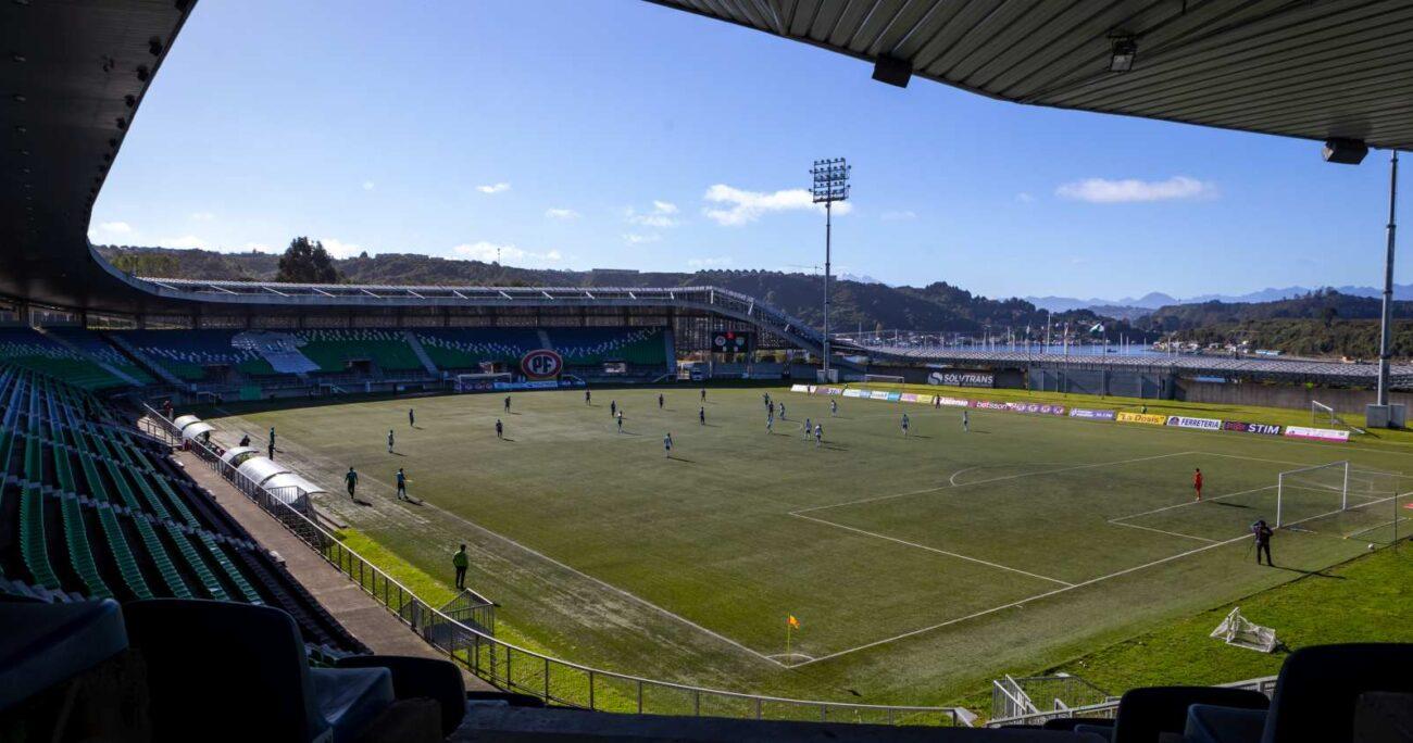 Los recintos deportivos llevan casi un año sin recibir espectadores. AGENCIA UNO/ARCHIVO