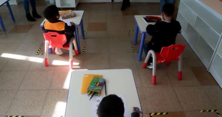 Junji inició la reapertura gradual y voluntaria de sus jardines infantiles