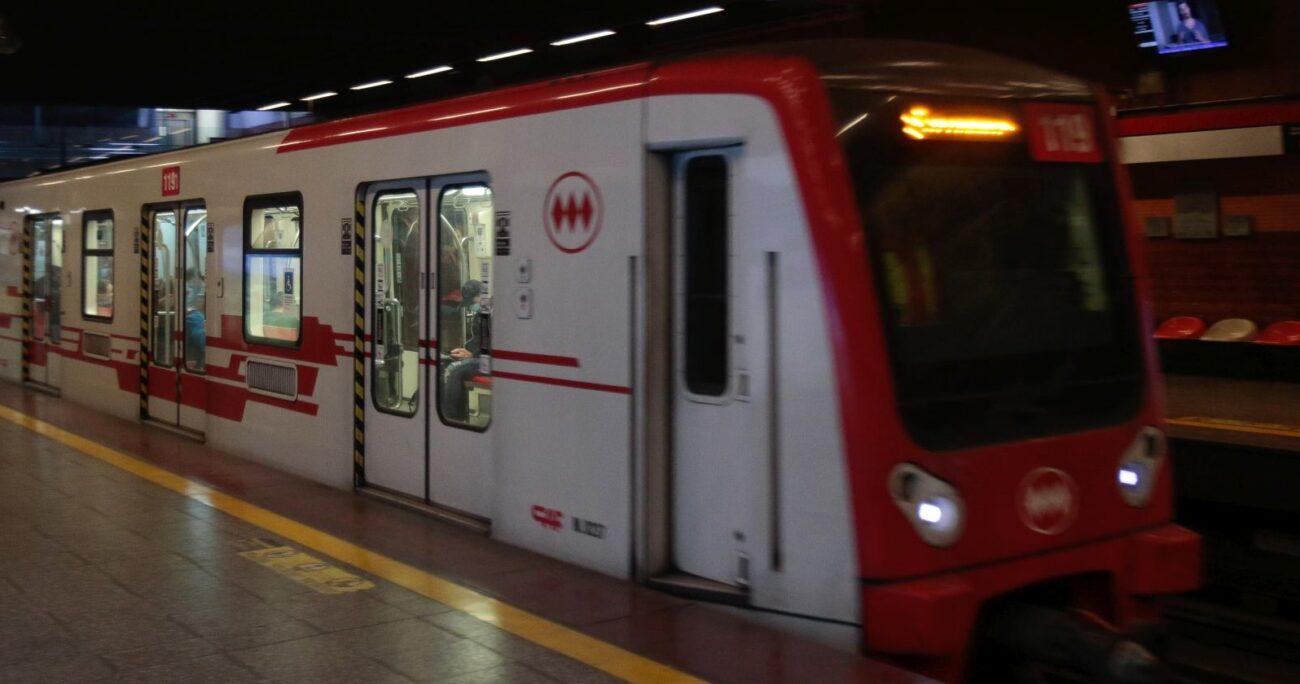 El Metro funcionará entre las 07:00 y las 21:00 horas durante el domingo. AGENCIA UNO/ARCHIVO
