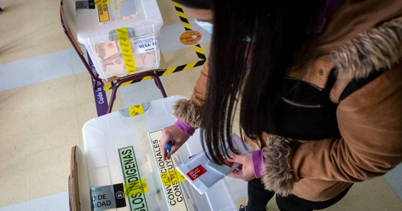 """""""Los y las jóvenes participan más y postulan a dirigir, lo que habla al menos, de un buen síntoma en nuestra democracia"""". AGENCIA UNO/ARCHIVO"""