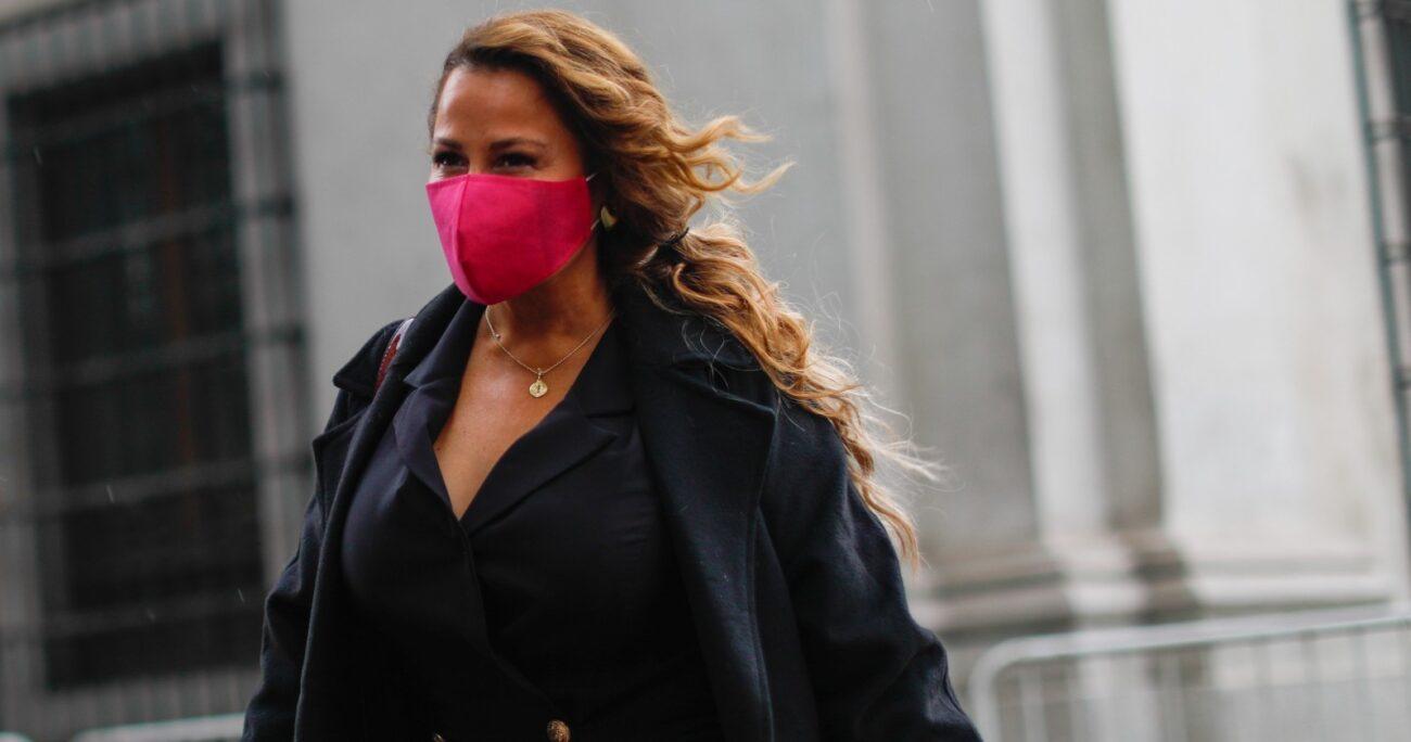 Barriga acusó que durante el último tiempo fue atacada por los medios y políticos. AGENCIA UNO/ARCHIVO