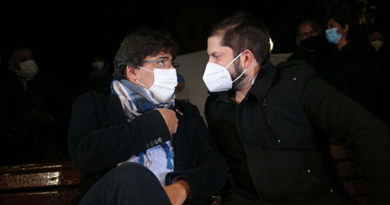 El ex abanderado del PC había manifestado sus diferencias con el actual postulante del bloque de izquierda. AGENCIA UNO/ARCHIVO
