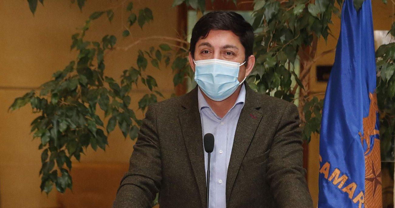 El proyecto de Jorge Durán es una reforma permanente mientras la iniciativa de Pamela Jiles es transitoria. AGENCIA UNO/ARCHIVO