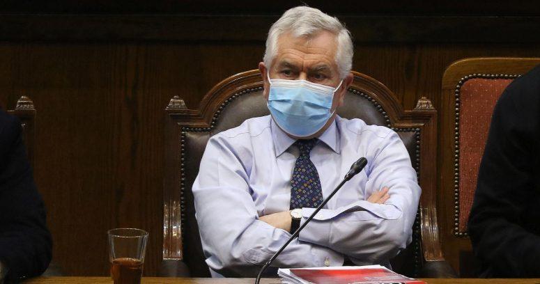 """""""Ministro Paris por interpelación:"""