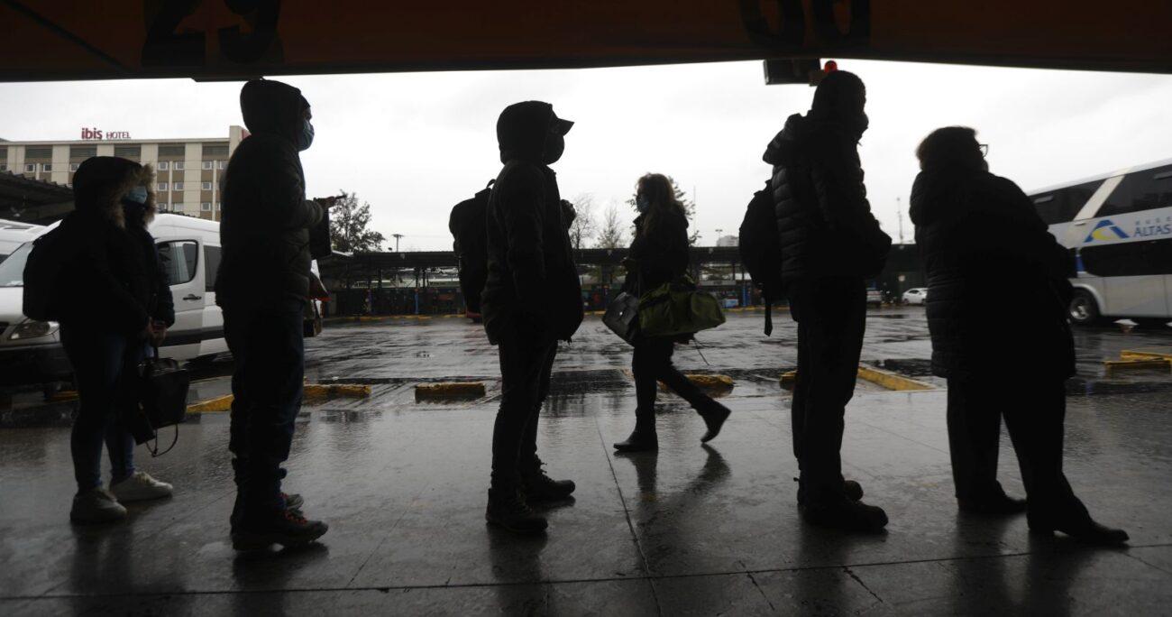 Las autoridades sanitarias también abrirán un sumario en contra de la pasajera. AGENCIA UNO/ARCHIVO