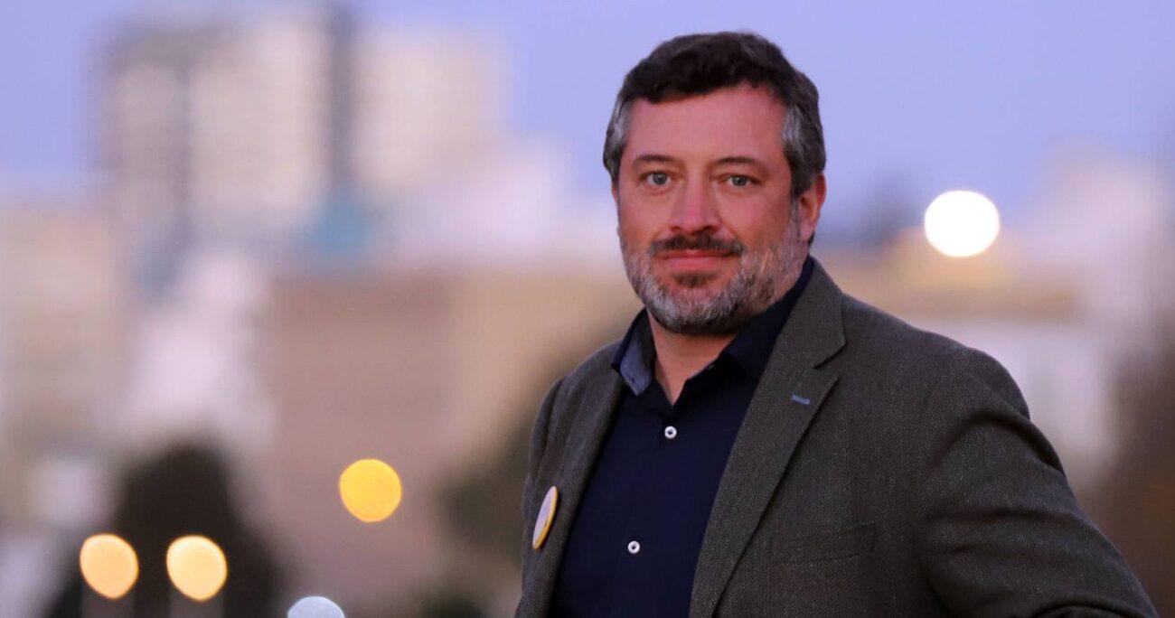 """""""Libertad, justicia y democracia representativa son, en efecto, los pilares en los que se sostiene el programa de gobierno de Sebastián Sichel"""". AGENCIA UNO/ARCHIVO"""