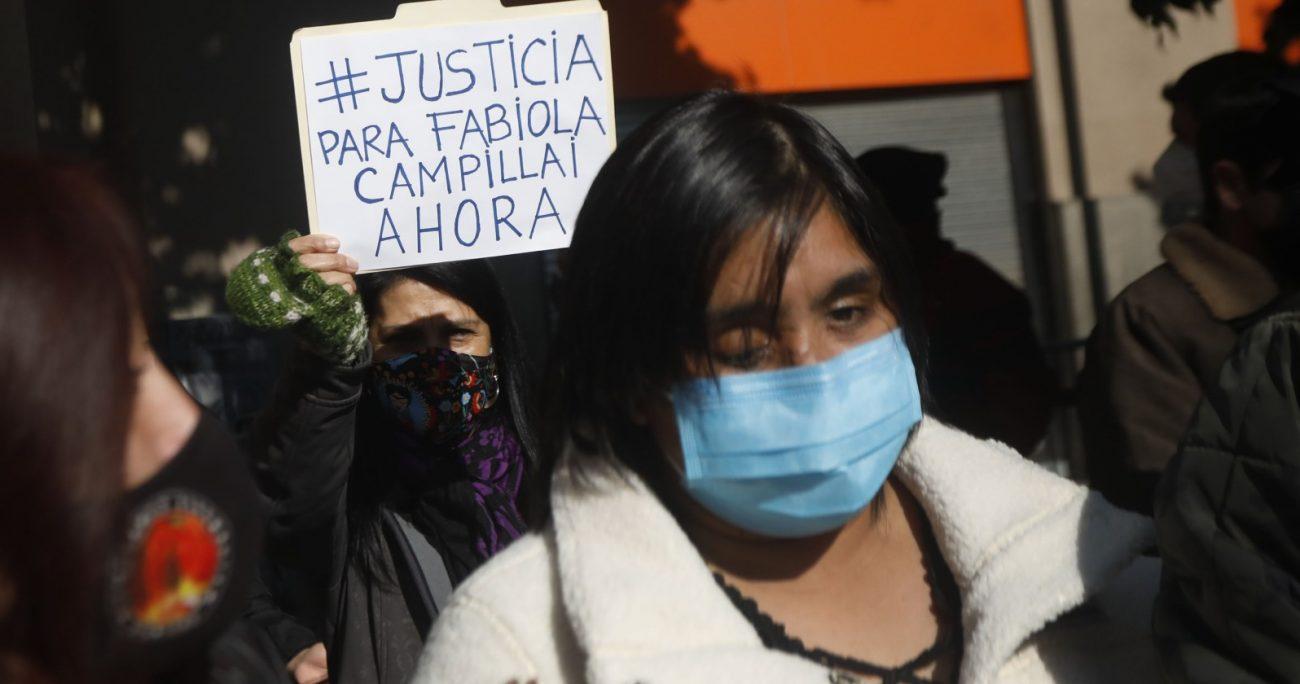 El carabinero Patricio Maturana fue liberado por orden de la Corte de Apelaciones de San Miguel. AGENCIA UNO/ARCHIVO