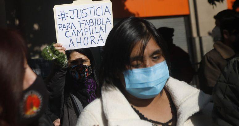 """Gobierno cuestiona llamado a """"destruir y quemar todo"""" de Fabiola Campillai"""