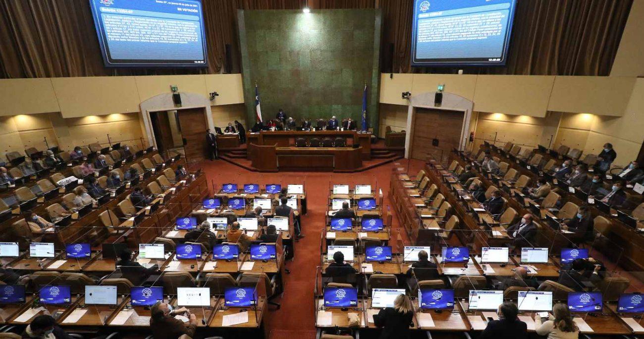El informe con el pronunciamiento de la instancia se rendirá en la Sala de la Cámara de Diputados este jueves 29 de julio, por el diputado René Saffirio. AGENCIA UNO/ARCHIVO