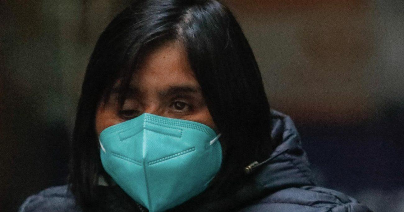 El ataque contra Campillai ocurrió el 26 de noviembre de 2019, cuando la mujer se dirigía a su trabajo desde su domicilio en San Bernardo. AGENCIA UNO/ARCHIVO