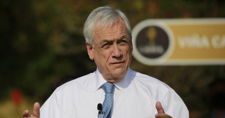 """""""Piñera por ataques en La Araucanía:"""