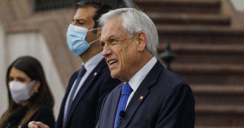 """""""Contraloría descarta conflicto de interés entre Enjoy y fideicomiso ciego de Piñera"""""""