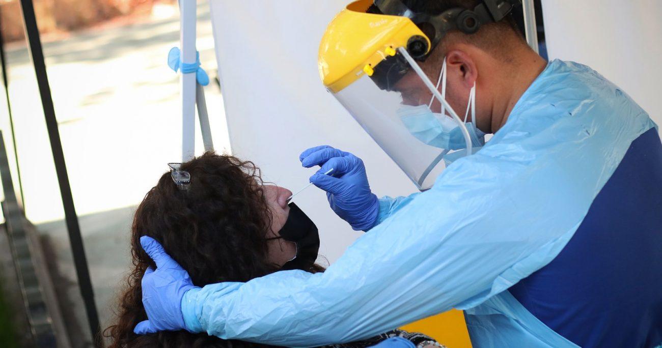 Los buenos resultados se relacionan al proceso de vacunación, según expertos y autoridades. AGENCIA UNO/ARCHIVO