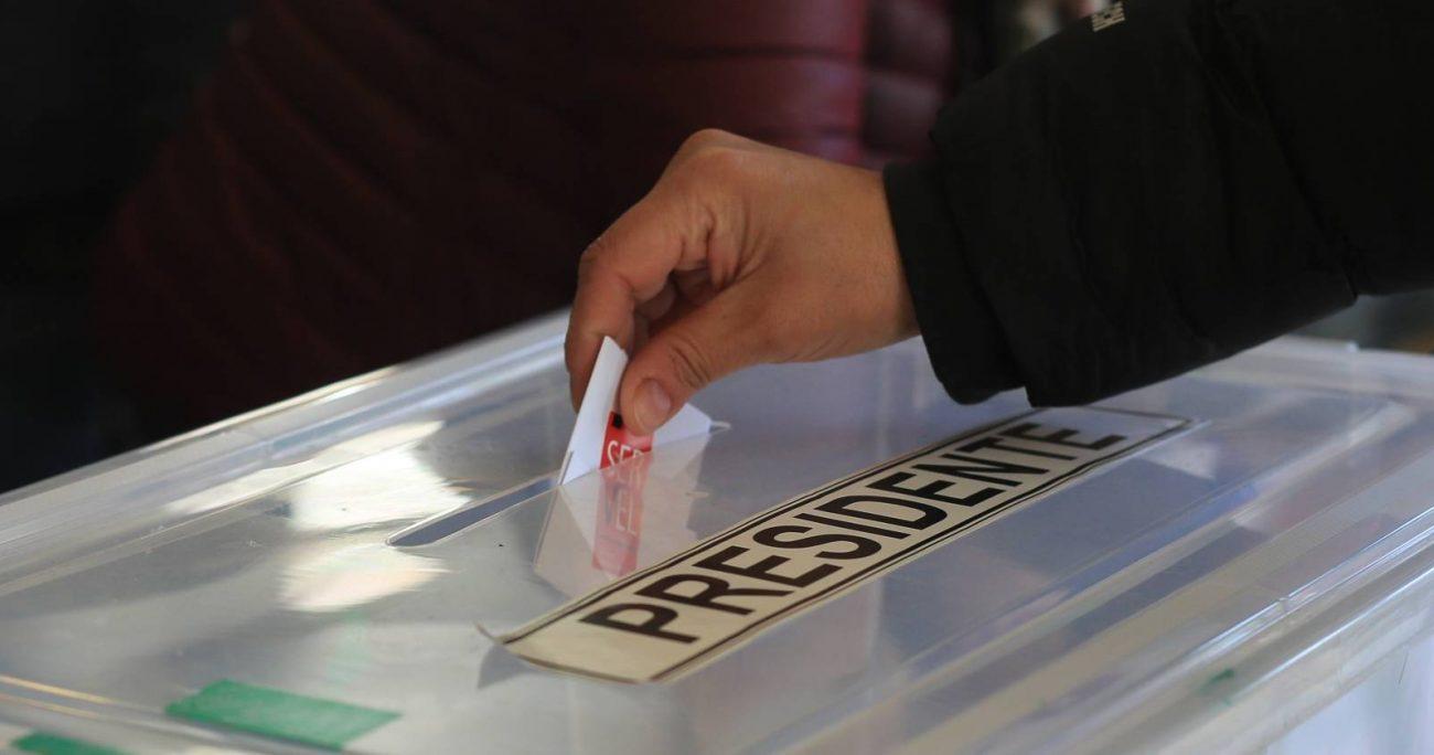 Las elecciones que definIrán quién será el presidente de Chile para el período 2022-2026 se desarrollarán el 21 de noviembre. AGENCIA UNO/ARCHIVO