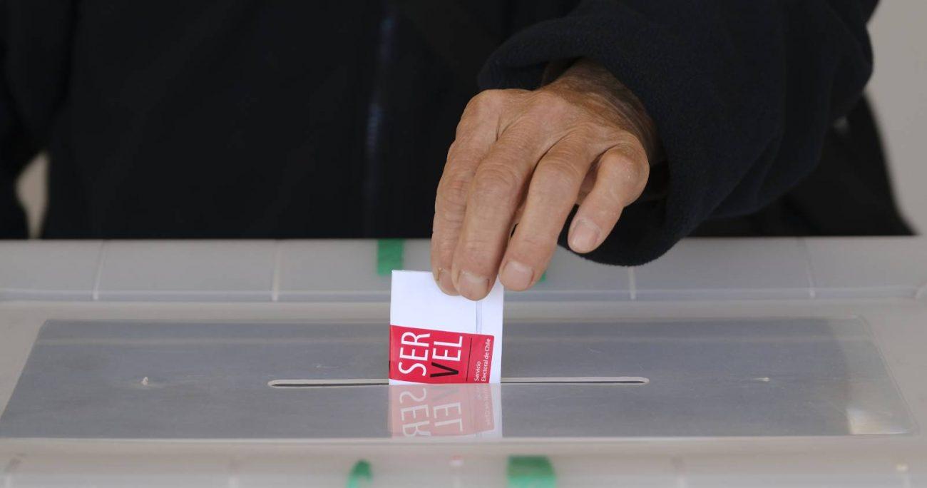 """""""Por estas razones, infórmese e identifique las opciones constitucionales de cada candidato y candidata"""". AGENCIA UNO/ARCHIVO"""