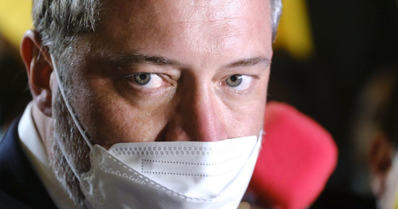 """""""El retiro es una mala política y destruye las pensiones, por un cálculo electoral y no por el bienestar de las familias"""", recalcó. AGENCIA UNO/ARCHIVO"""