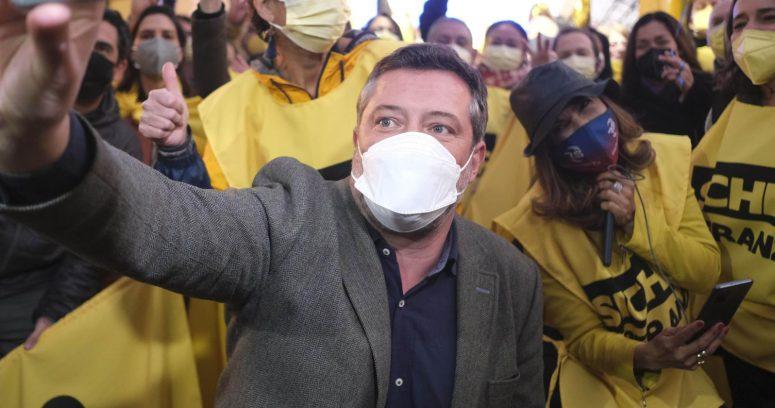"""Sebastián Sichel: """"Provoste encarna un viejo estatismo y una sociedad en conflicto"""""""