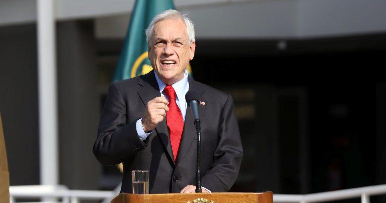 """""""Piñera viajará a la ceremonia de cambio de mando en Perú"""""""