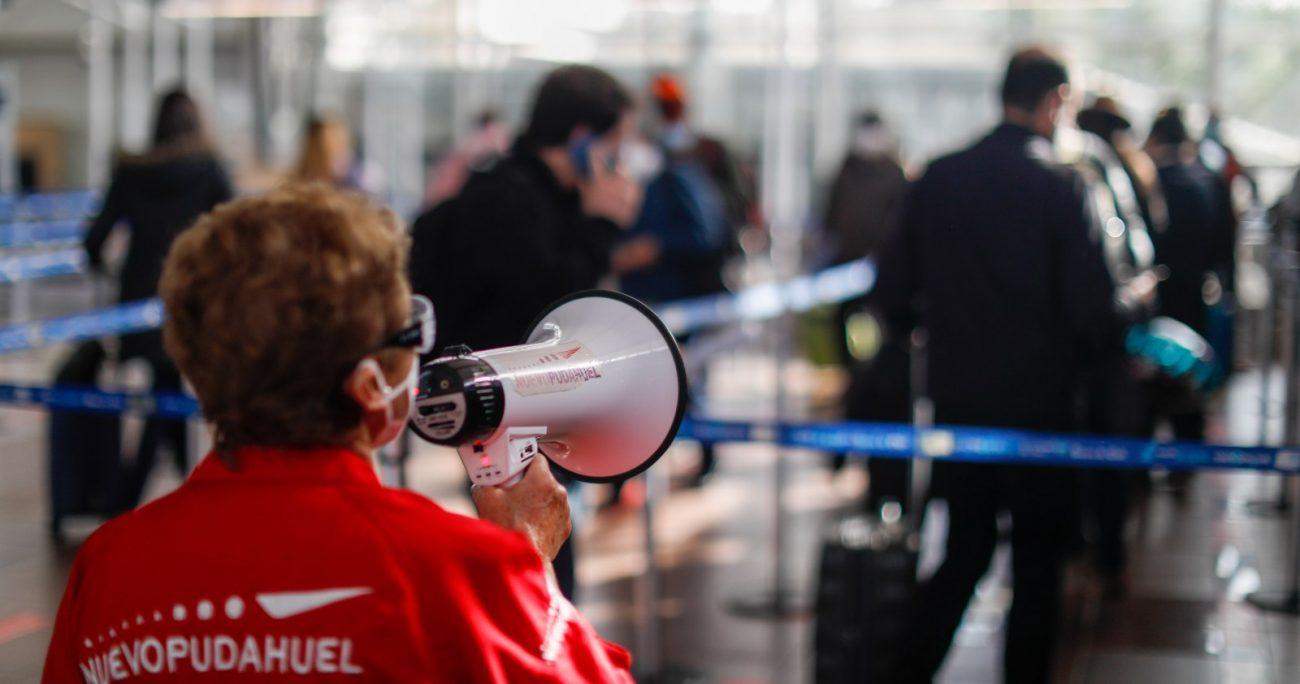 Las aerolíneas pidieron mayores facilidades para los viajeros. AGENCIA UNO/ARCHIVO