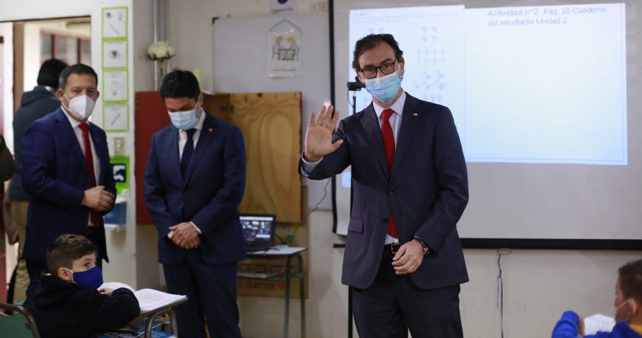 El secretario de Estado enfrenta una acusación constitucional de parte de la oposición. AGENCIA UNO/ARCHIVO
