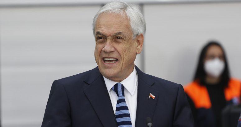 """Piñera apuesta por extensión de IFE: """"Va a estar disponible todo el tiempo que sea necesario"""""""
