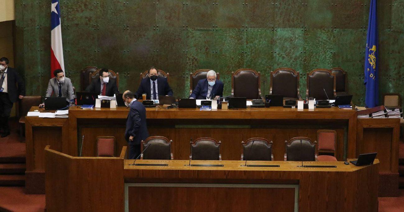 Ahora, la propuesta del Ejecutivo pasó al Senado, en donde su pronunciamiento solo será de carácter formal. AGENCIA UNO