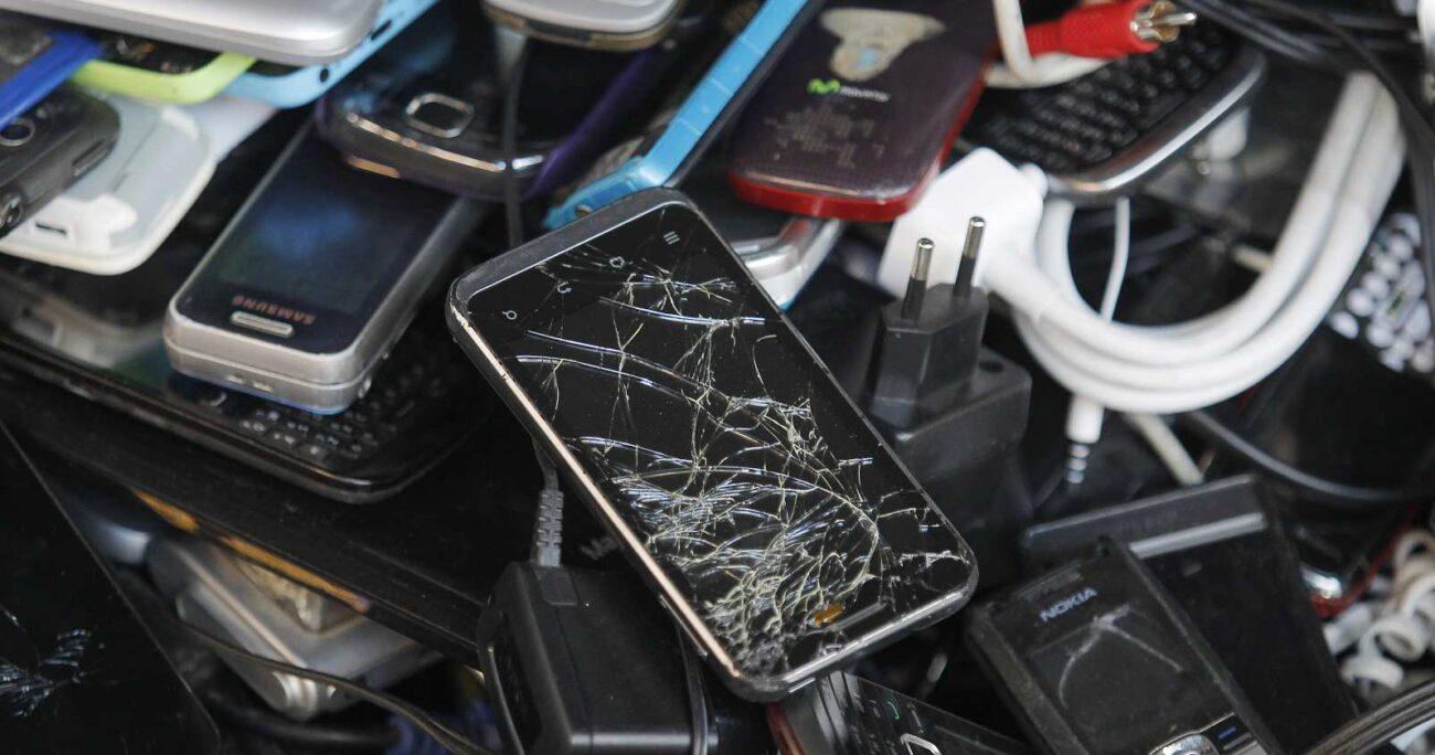 """""""El problema de los Residuos Eléctricos Electrónicos (RAEEs) es creciente año a año y seguimos esperando que milagrosamente la regulación, las ONGs o las empresas lo resuelvan"""". AGENCIA UNO/ARCHIVO"""