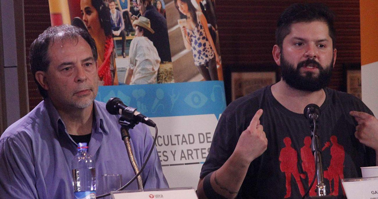 El senador aseguró que es partidario de Paula Narváez en la consulta de Unidad Constituyente. AGENCIA UNO/ARCHIVO