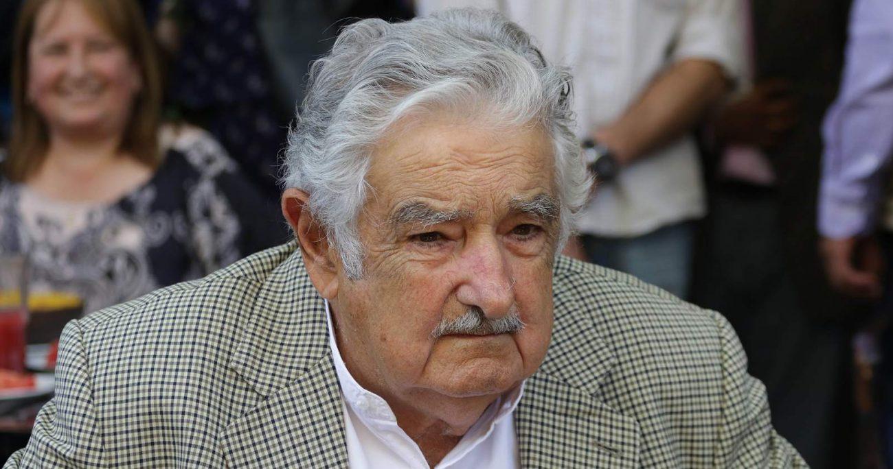"""""""Tenemos que darnos cuenta que hay que luchar por juntar, por juntar, por juntar, por ampliar"""", señaló el político del Frente Amplio uruguayo. AGENCIA UNO/ARCHIVO"""