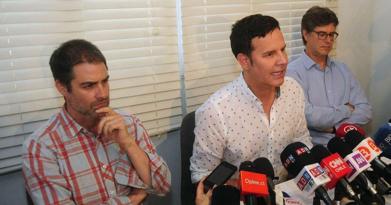 Los denunciantes entregaron una declaración en conjunto. AGENCIA UNO/ARCHIVO